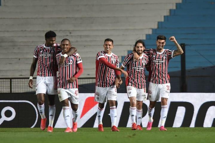 Emiliano Rigoni São Paulo Curiosidade Quartas de final Libertadores