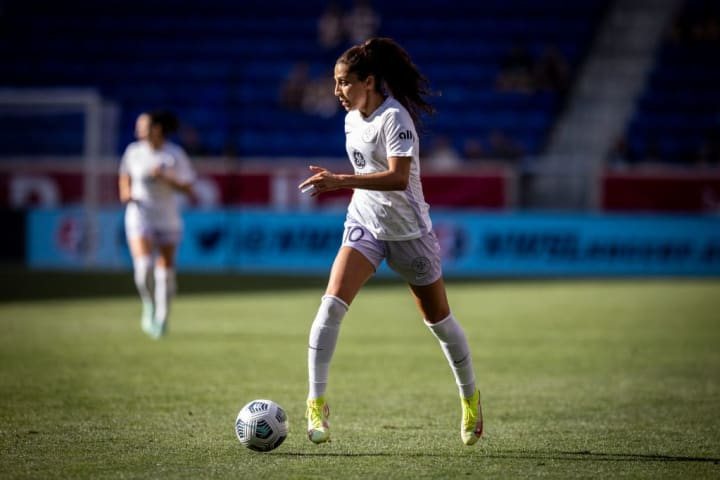 Nadia Nadim jogadora afeganistao