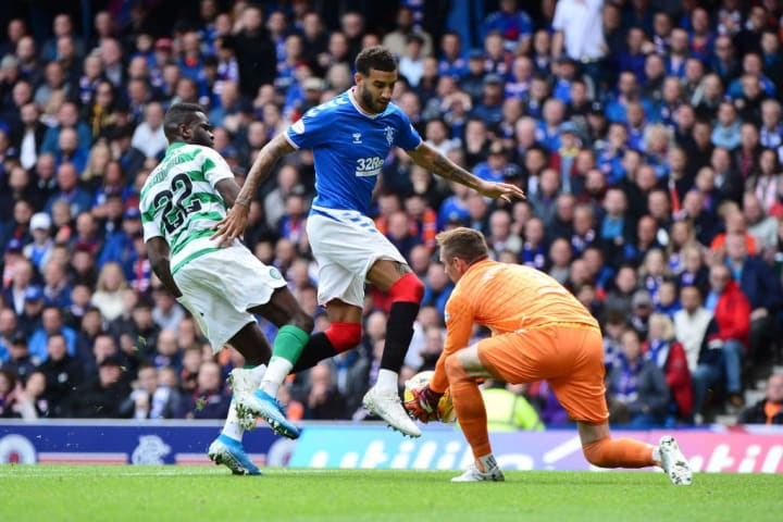 Clean sheets have been Rangers' great strength this season