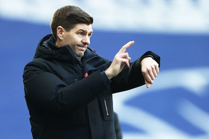 Steven Gerrard will win a Scottish title with Rangers this season