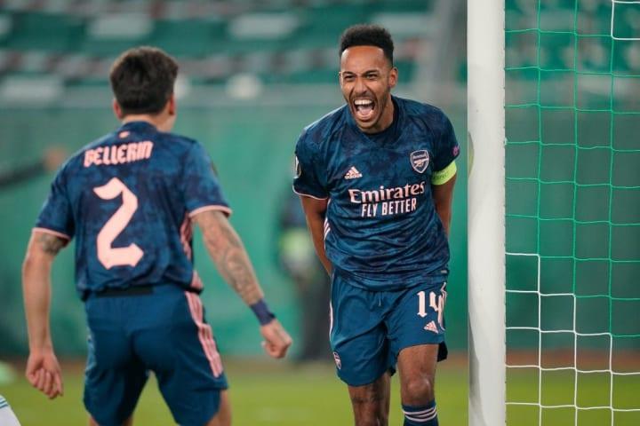 Rapid Wien v Arsenal FC: Group B - UEFA Europa League