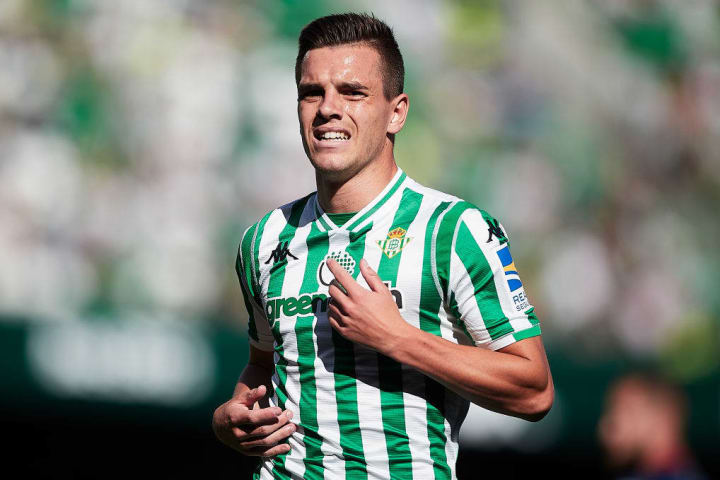 Lo Celso recorded nine goals and four assists for Betis last season
