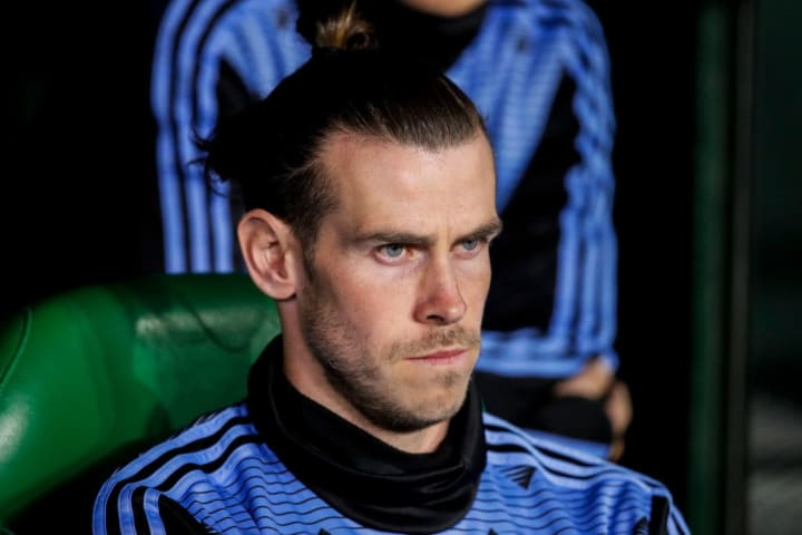 Gareth Bale's Real career has turned sour