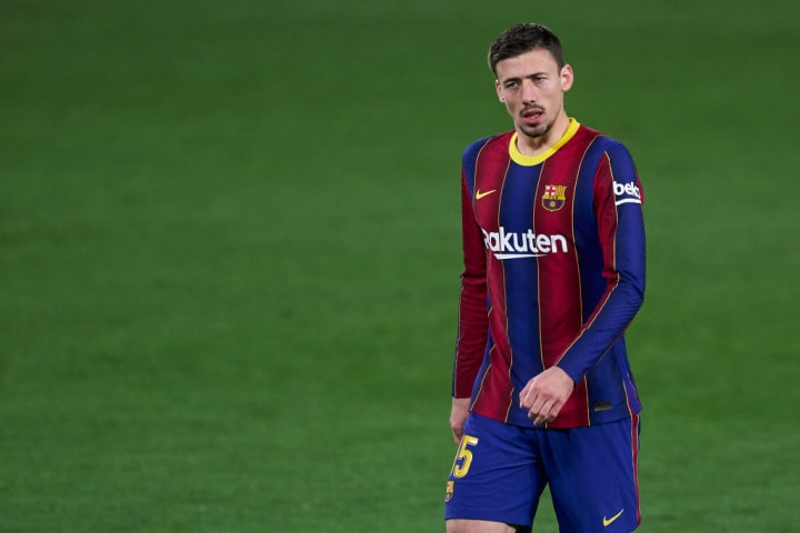 Clement Lenglet was one of Sevilla biggest sales in the period