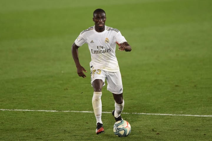 Ferland Mendy, Real Madrid