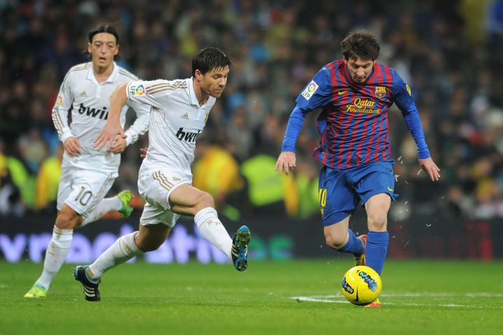 There is more than 100 years of CLasico history