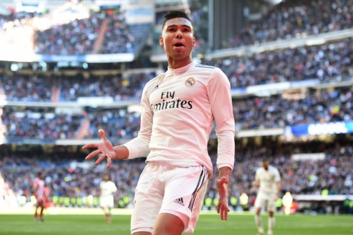 Casemiro Real Madrid São Paulo Craque Europa
