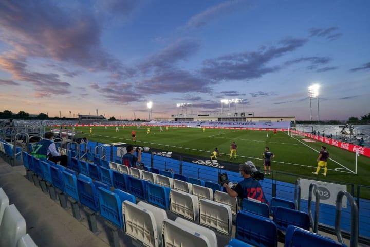 Stade Alfredo Di Stefano