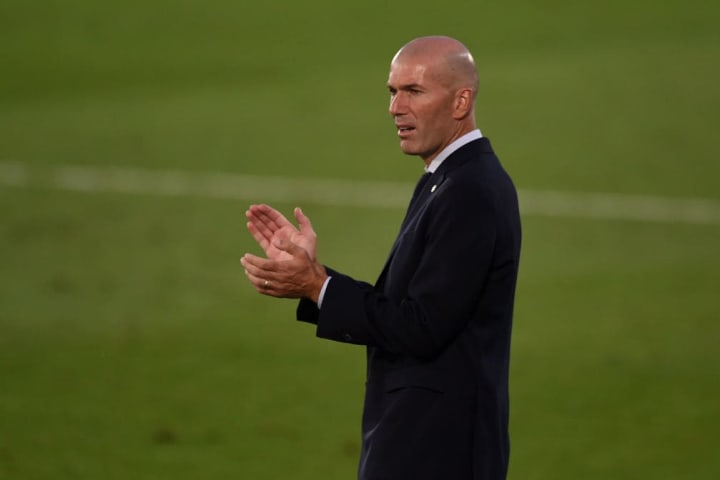 Zidane can be proud of his side's consistent performances since the league's restart