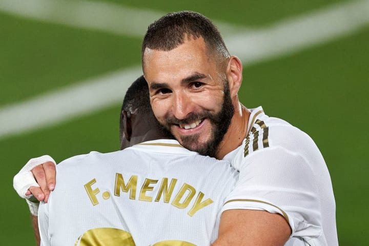 Benzema has been immense this season