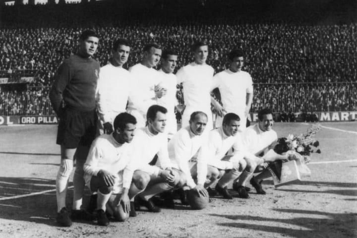 Real Madrid Di Stéfano Europa Barcelona El Clasico