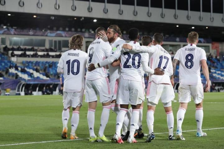 Sergio Ramos, Karim Benzema