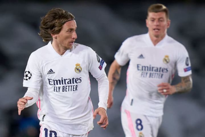 Luka Modric, Toni Kroos