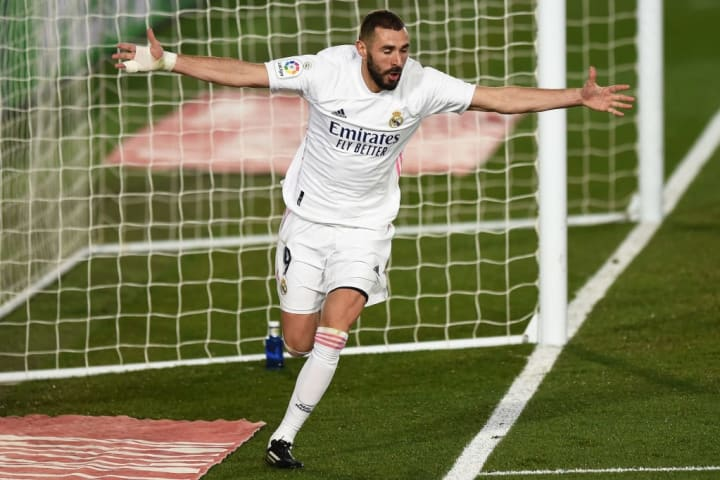 Benzema has proved himself to be world class over the past few years