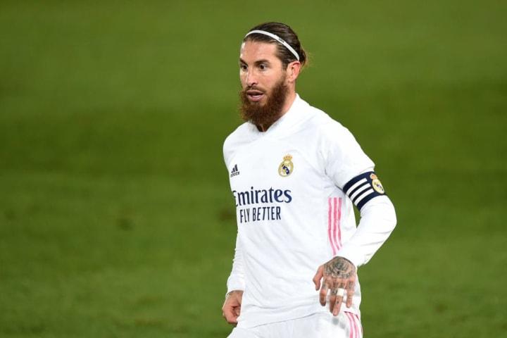 Ramos has had an upturn in form following an early slump
