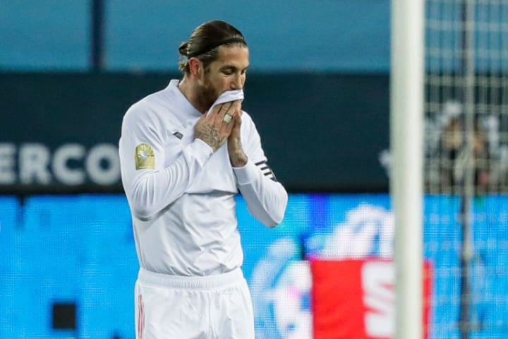 Sergio Ramos could be heading out of Real Madrid