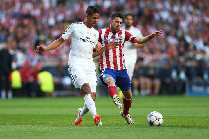 Real Madrid v Athletico Madrid - UEFA Champions League Final