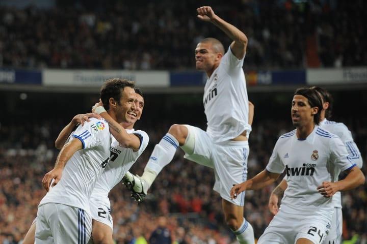 Ricardo Carvalho, Pepe, Sami Khedira
