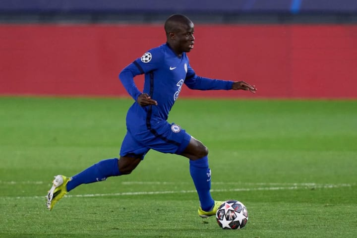 N'Golo Kante will be crucial to Chelsea gaining a foothold in midfield