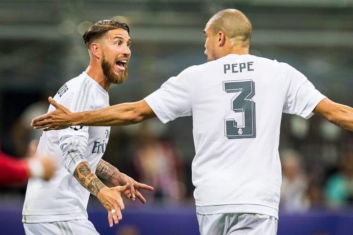 Sergio Ramos, Pepe