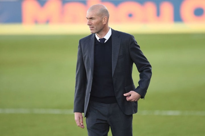 Zinedine Zidane could be set to line up a summer move for Cristiano Ronaldo