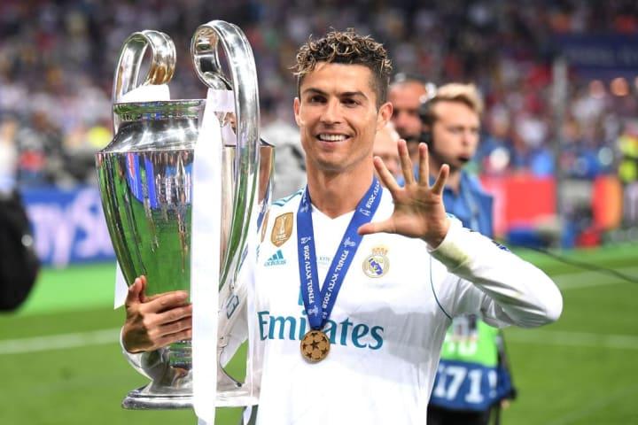 Cristiano Ronaldo Real Madrid Negociação Euros