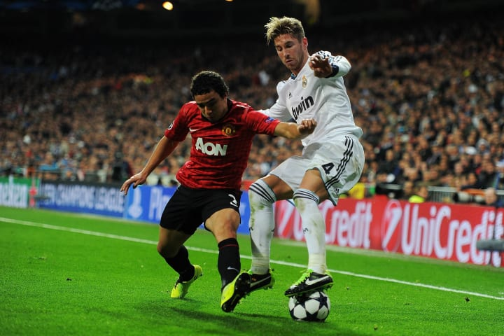 Rafael Sergio Ramos Destino Saída Real Madrid Manchester United