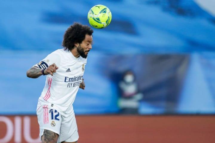 Marcelo Real Madrid Mercado Lateral-esquerdo Euros