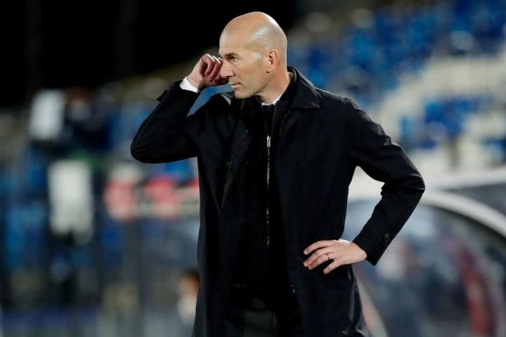 Even winning La Liga might not convince Zidane to stay