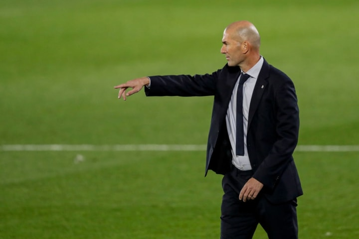 Zidane has publicly played down the Isco issue