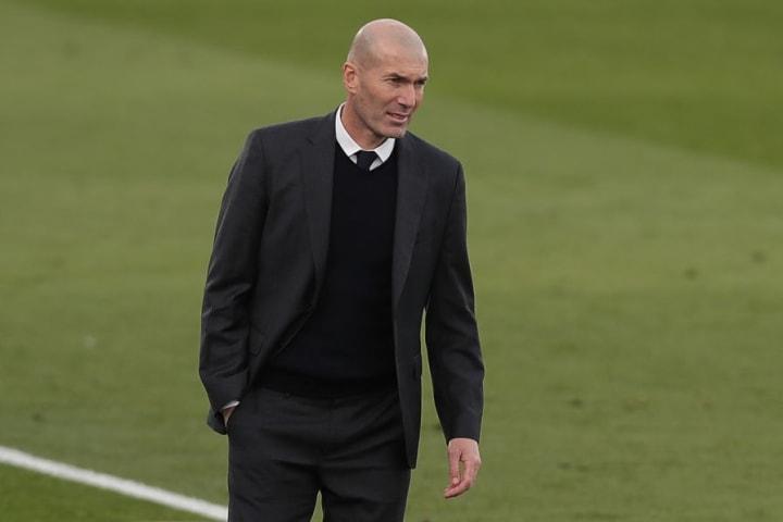 Zinedine Zidane admires Camavinga