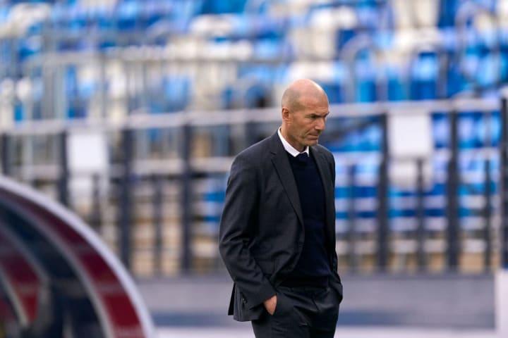 Zinedine Zidane Real Madrid Seleção PSG Pochettino