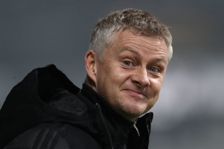 Solskjaer's side are well placed for a top-four finish