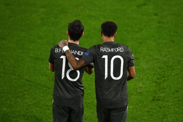 Manchester United's two most important players this season