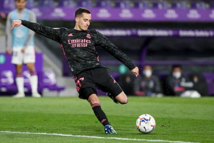 Lucas Vazquez spielte bereits 237 Mal für Real Madrid