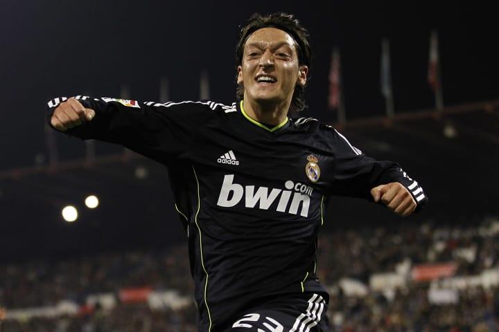 Özil Real Madrid Negociação Milhões Euros Arsenal