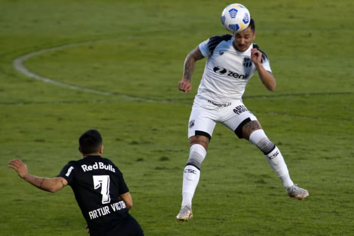 Vina Artur Victor Ceará Jejum Campeonato Brasileiro