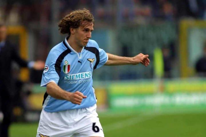 Reggina v Lazio X