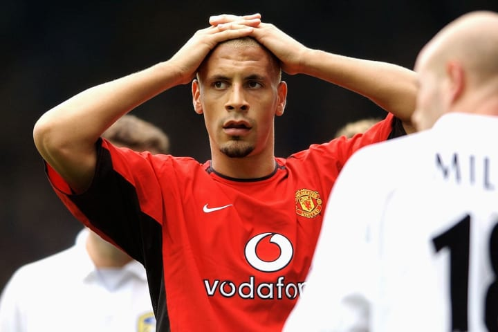 Ferdinand would have forced through a move - had he needed to