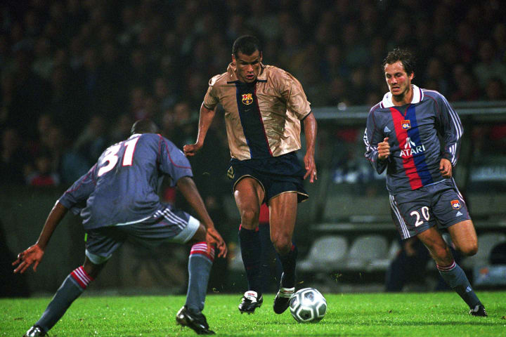 Rivaldo was gloriously sensational in his pomp