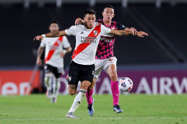 River Plate secured a 2-1 win against all the odds