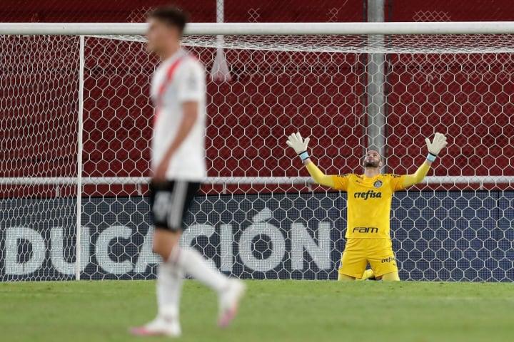Weverton Flamengo Palmeiras Supercopa do Brasil XI ideal