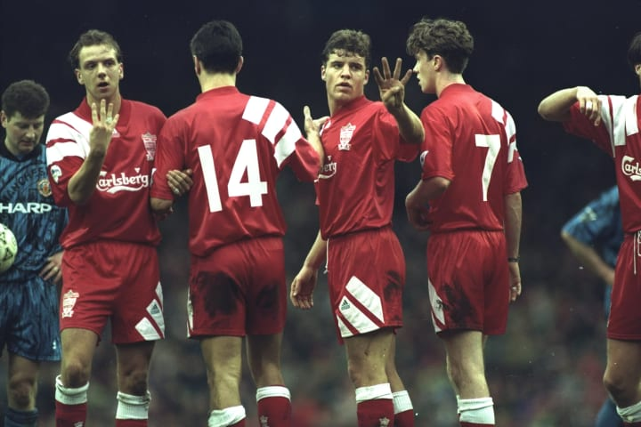 Liverpool vs Man Utd, 1993