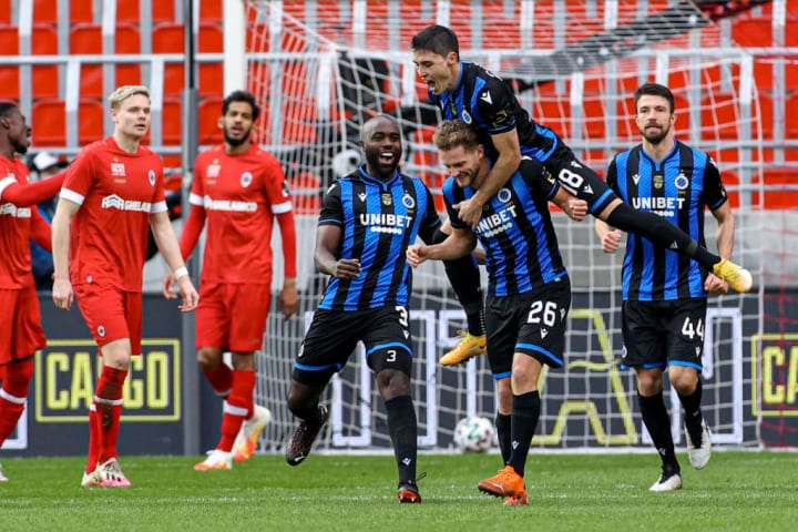 Antwerp et le Club Bruges seraient deux destinations séduisantes pour Bohinen.