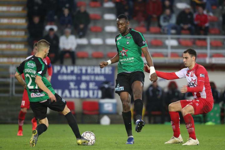 Royal Excel Mouscron v Cercle Brugge - Jupiler Pro League: Play-offs