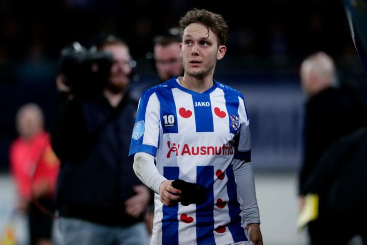 So much was expected from Halilovic