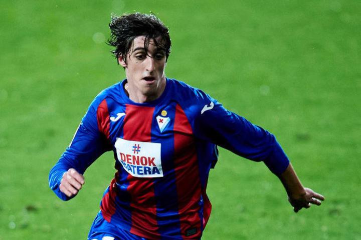 Bryan Gil is making waves in Eibar's first-team setup