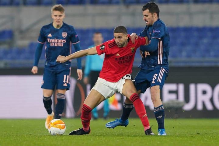 Dani Ceballos put in a brilliant display against Benfica last week
