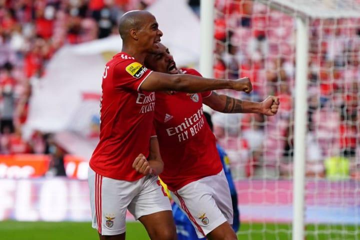 SL Benfica v CD Tondela - Liga Bwin