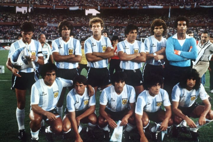 SOCCER-ARGENTINA-TEAM